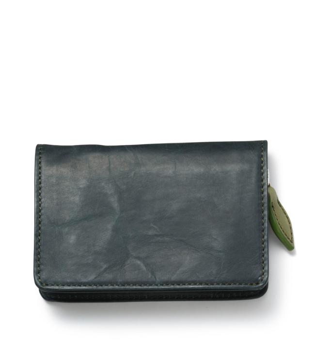 ZONALe GREY 31022 RFキー/コイン/カードケース ネイビー