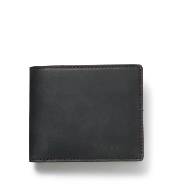ZONALe GREY 31023 二つ折り財布 ブラック