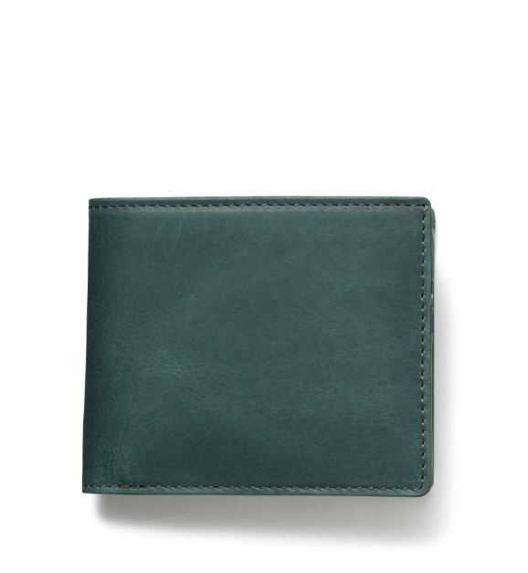 ZONALe GREY 31023 二つ折り財布 ネイビー