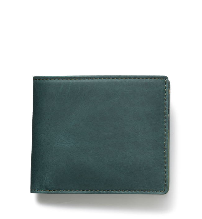 ZONALe GREY 31024 LF二つ折財布 ネイビー